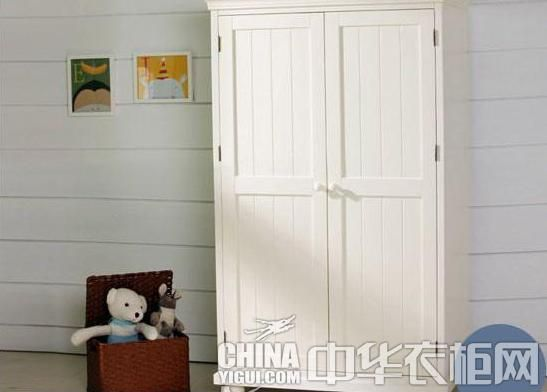 个性儿童衣柜推荐赠予孩子一个金色童年